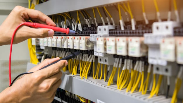 Electrical Contractor solves Problems in Older Buildings